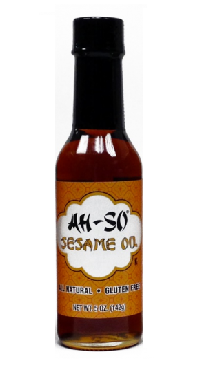 AH SO: Sesame Oil Natural Gluten Free, 5 oz