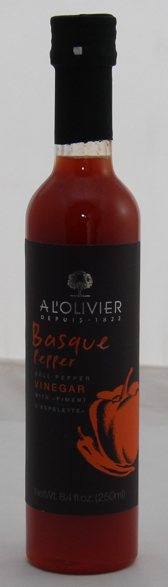 A LOLIVIER: Vinegar Pepper French Basque, 8.4 fo