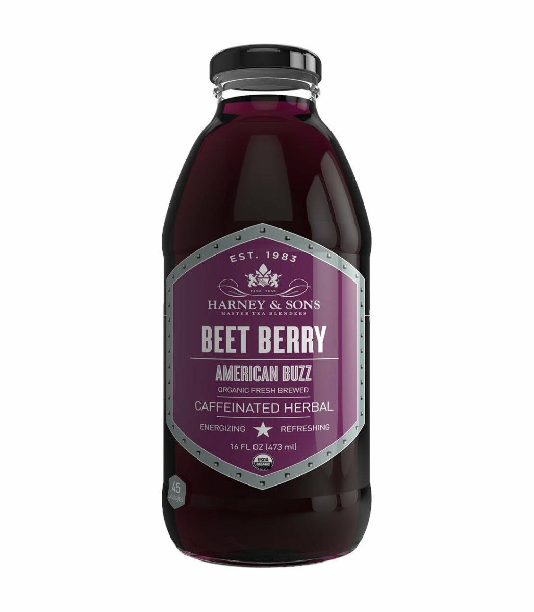 HARNEY & SONS: American Buzz Beet Berry Iced Tea, 16 fo