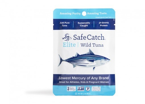 SAFECATCH: Tuna Wild Elite Single Pouch, 3 oz