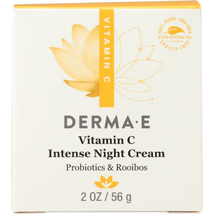 Offering Derma E Vitamin C night cream is perfect for Mother's Day.