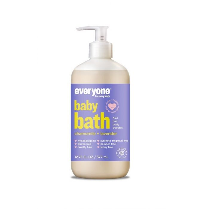EVERYONE: Chamomile Lavender Baby Was, 12.75 oz
