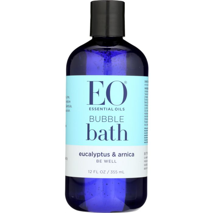 Help your loved ones relax on Valentine's Day with this essential oil bubble bath.