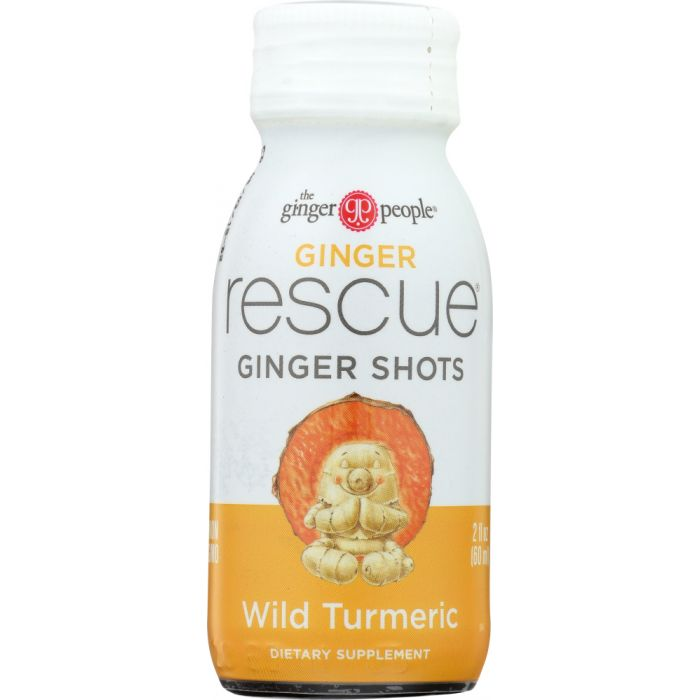 Ginger plus Wild Turmeric is an effective flu remedy