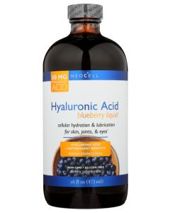 NEOCELL: Hyaluronic Acid Berry Liquid, 16 oz