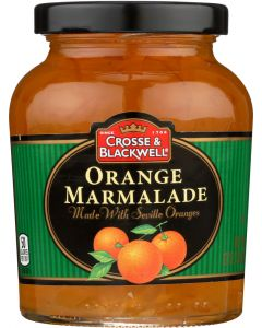 CROSSE & BLACKWELL: Orange Marmalade, 12 oz
