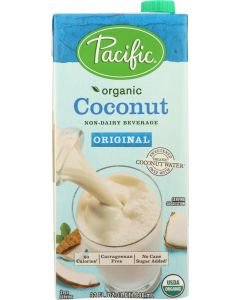 PACIFIC FOODS: Organic Coconut Original Non-Dairy Beverage, 32 oz