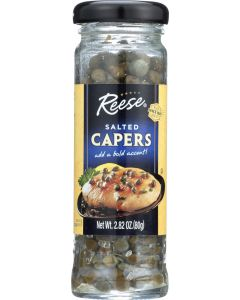 REESE: Salted Capers, 2.82 oz