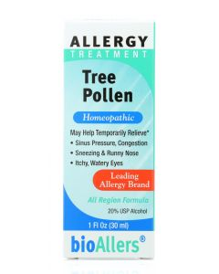 BIOALLERS: Tree Pollen Allergy Relief, 1 oz