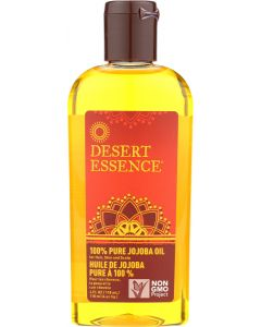 DESERT ESSENCE: 100% Pure Jojoba Oil, 4 oz