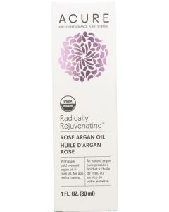 ACURE: Radically Rejuvenating Rose Argan Oil, 1 fl oz