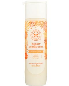 THE HONEST COMPANY: Conditioner Orange Vanilla, 10 oz