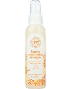 THE HONEST COMPANY: Conditioner Detangler, 4 oz