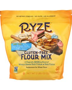 RYZE: Gluten Free Flour Mix Yellow Bag, 32 oz