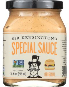 SIR KENSINGTONS: Mayonnaise Special Sauce Gluten Free, 10 fo