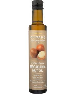 OLIVADO: Oil Macadamia Nut, 8.45 oz