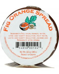 DALMATIA: Fig Orange Spread, 8.5 oz