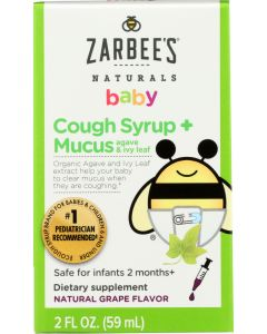 ZARBEES: Baby Mucus, 2 fo
