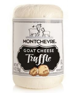 MONTHCHEVRE: Goat Cheese Truffle, 4 oz