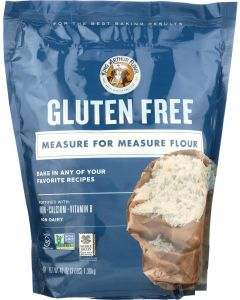 KING ARTHUR FLOUR: Gluten Free Measure for Measure Flour, 3 lb