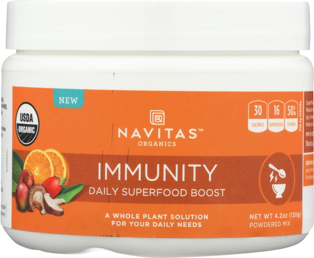 Offer your shoppers products to boost their immunity.