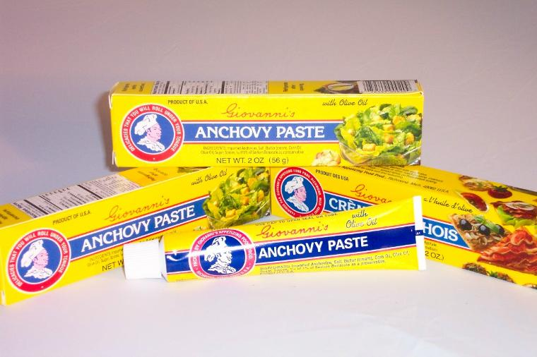 GIOVANNIS: Anchovy Paste, 2 oz