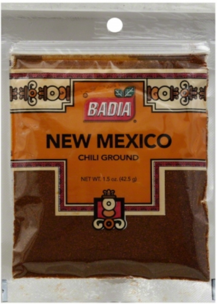 BADIA: Chili New Mexico Ground, 1.5 oz