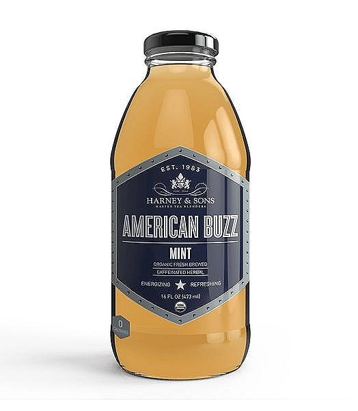 HARNEY & SONS: American Buzz Mint Iced Tea, 16 fo