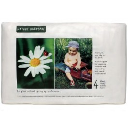 NATY-ECO BY NATY:Diapers Size 4 22-37 lbs, 27 pc
