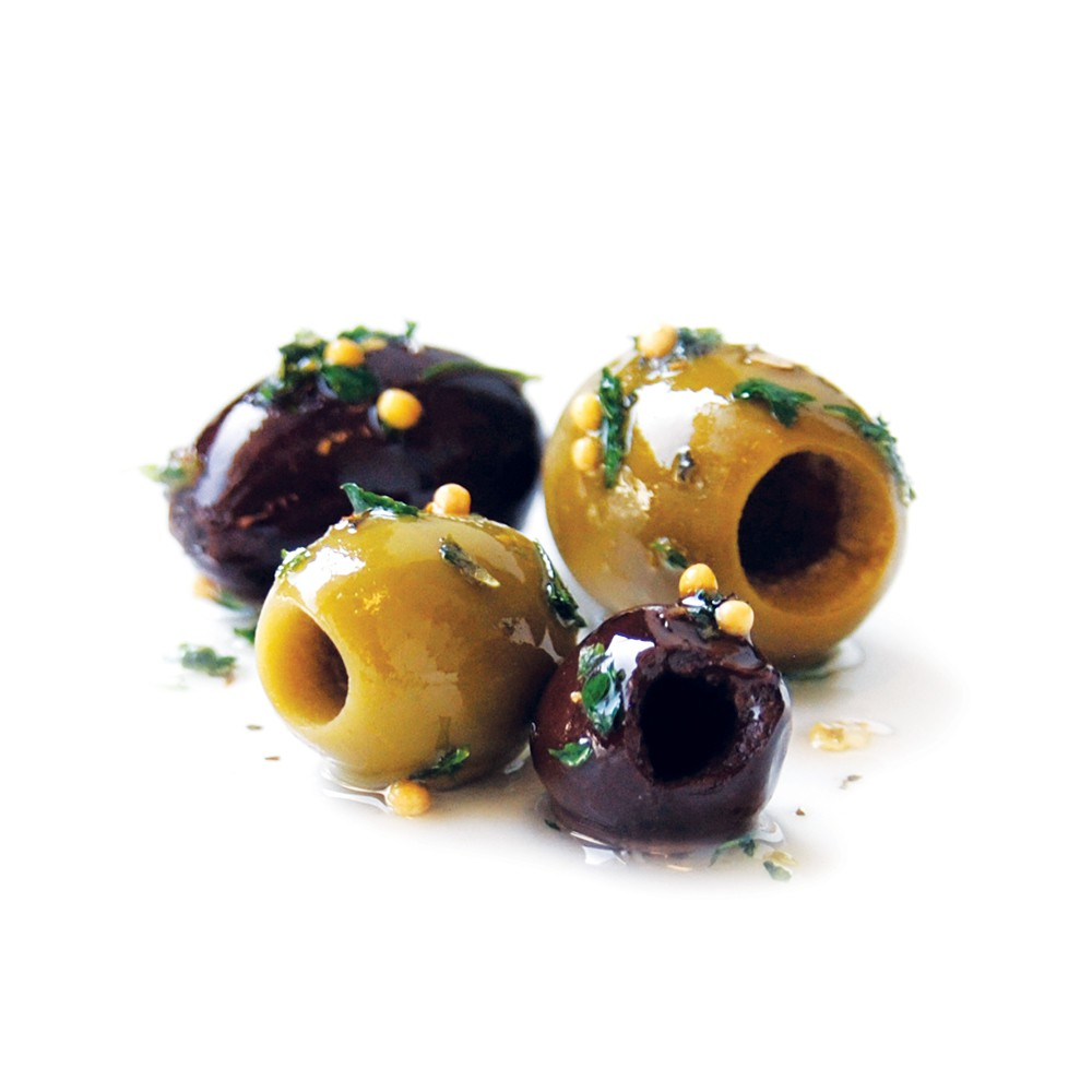 DELALLO: Pitted Olives Jubilee, 5 lb